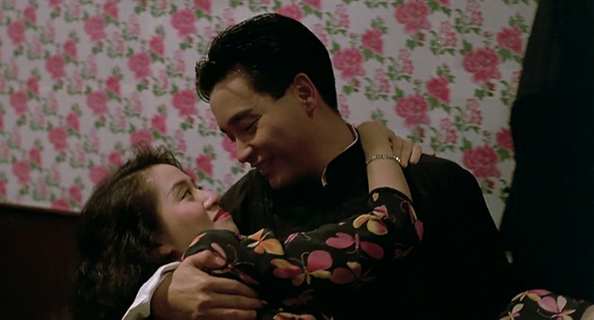 電影《胭脂扣》改編自李碧華同名小說,梅艷芳飾演的如花是塘西「紅牌阿姑」。
