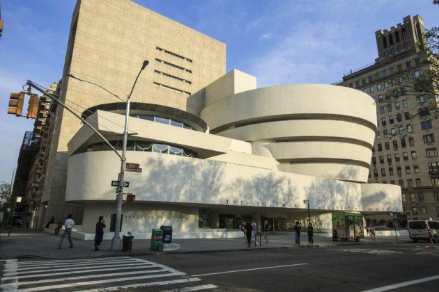 古根漢美術館被喻為當代藝術殿堂,從2013年開始舉辦的三場中國藝術展,讓中國藝術家得到國際注視。