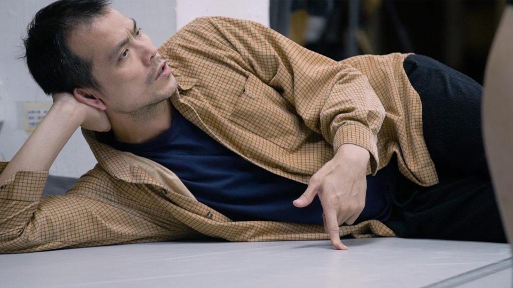 驫舞劇場的藝術總監陳武康笑言,《速度》是成員們在排練室「玩」出來的。
