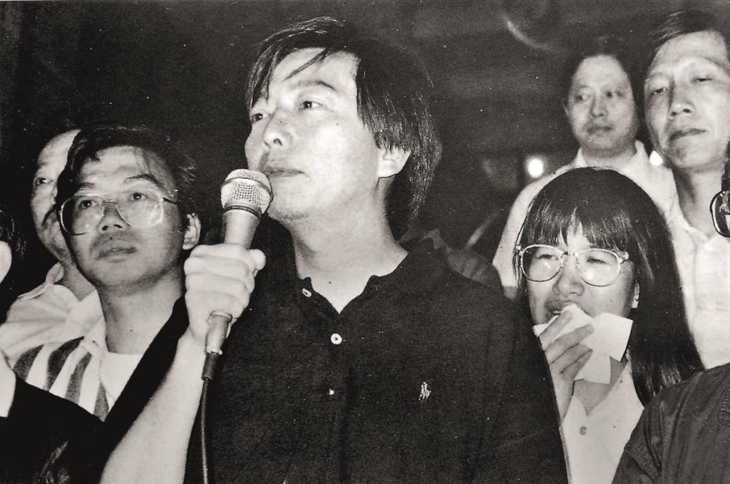 李卓人在北京被扣三天才獲釋回港。