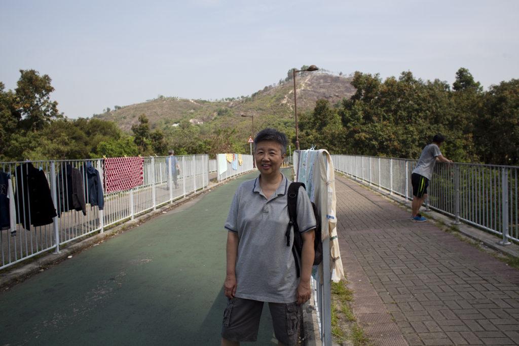 施少鳳退休後仍然關心社工事。