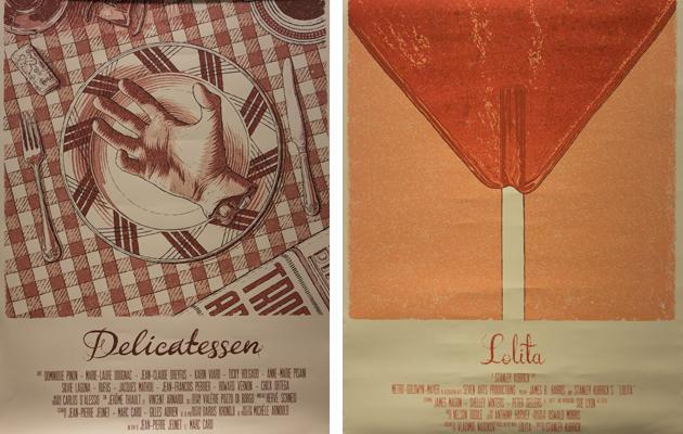 波蘭海報一直備受矚目,少了一份硬銷宣傳,卻多了一份詩情畫意。