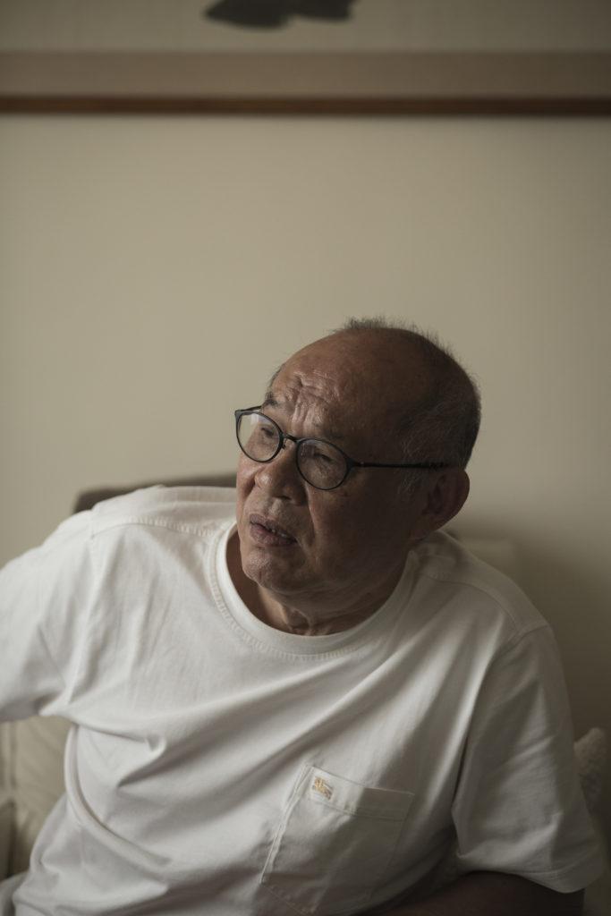 「八九民運喚起一種希望去支援學生。」岑建勳說。