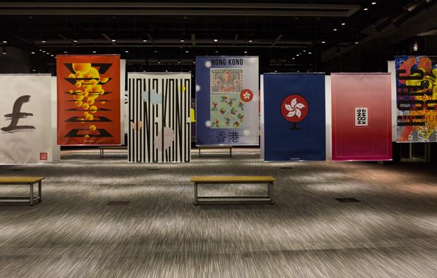 """""""Tribute to Hong Kong""""系列作品眾多,揭示了波蘭藝術家眼中的香港。"""