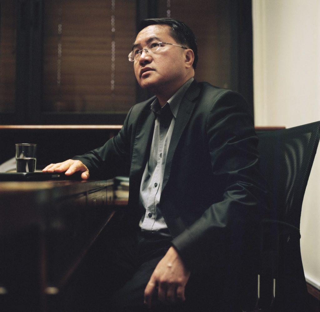 立法會議員李永達