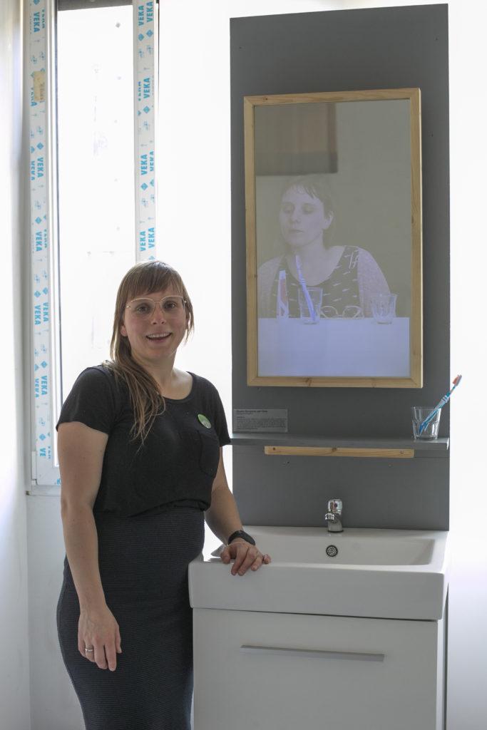 設計師Gerjanne van Gink同樣是護士,所以能夠以同理心來設計。