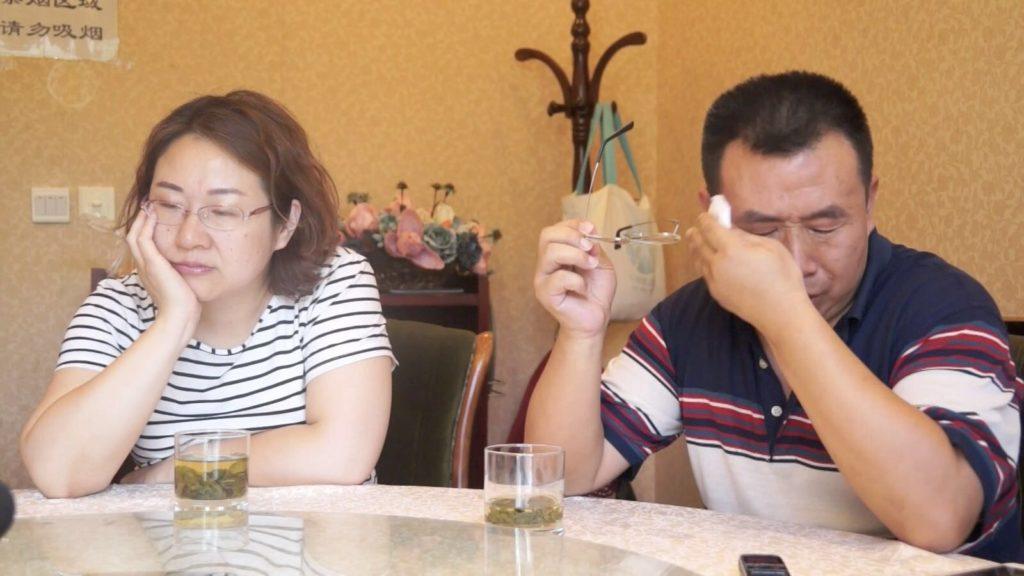 王峭嶺和人權律師江天勇