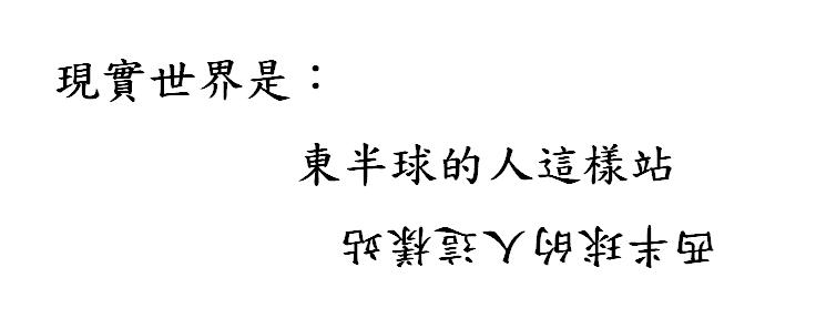 劉以鬯以文字闡釋空間,此為《副刊編輯的白日夢》開篇,收錄於《劉以鬯小說自選集》。
