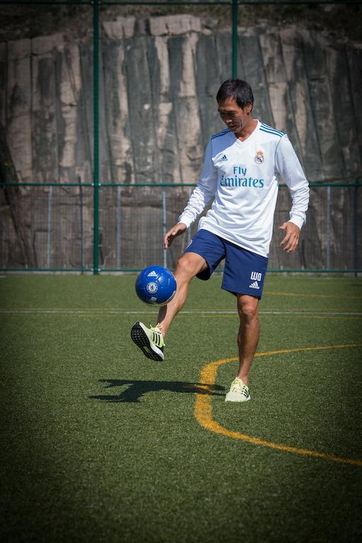 傳統快翼出身的李健和,到今日成為教練,依然重視球員單對單的個人能力。