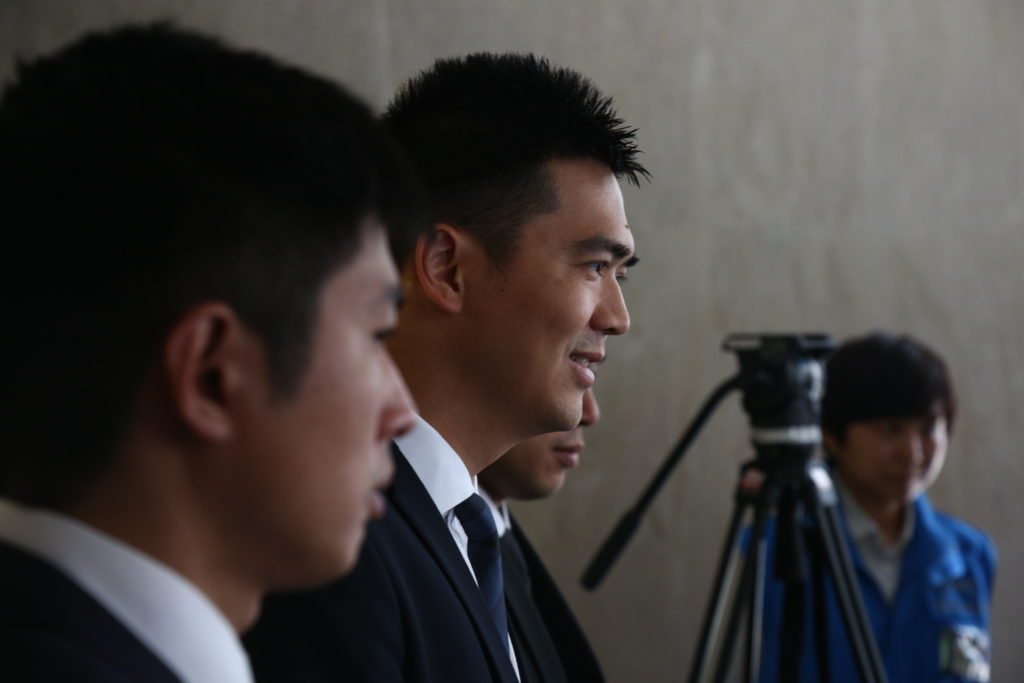有組織罪案及三合會調查科總督察謝子坤判刑後回應指,判刑不涉及政治因素。