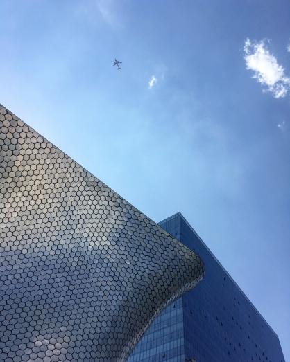 位於Polanco區的Museo Soumaya是非牟利私營博物館,充滿現代感的獨特建築為墨西哥城帶來不一樣的風景線。