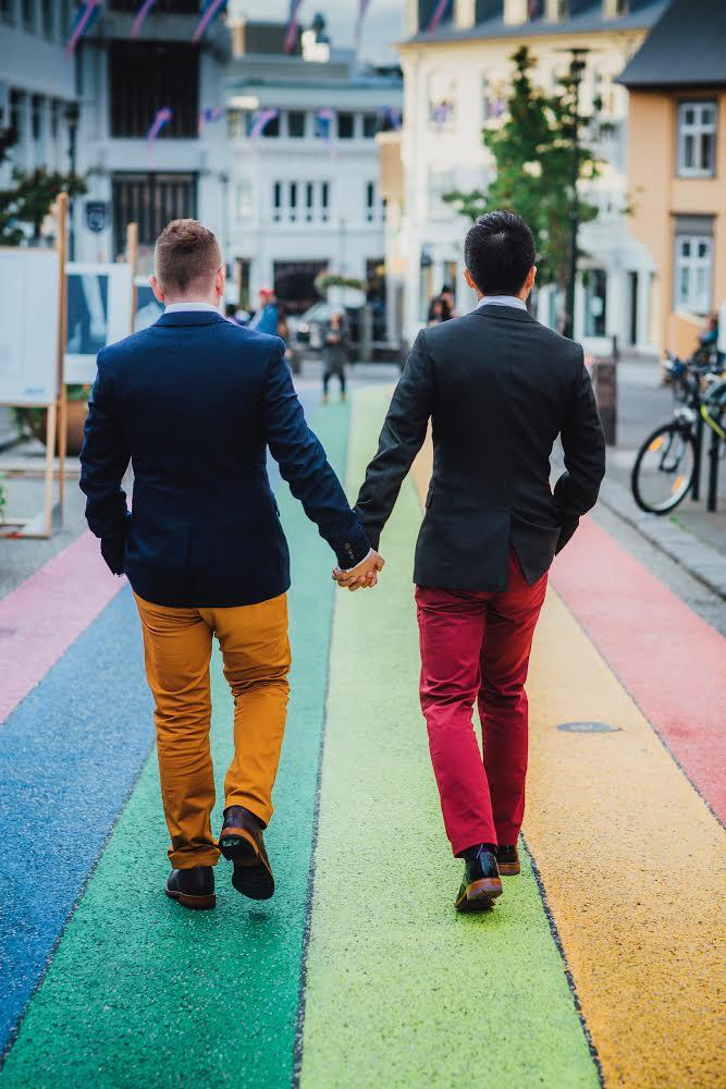 六色彩虹,在異地是尋常風景;在香港,何時才會是日常生活一部分?
