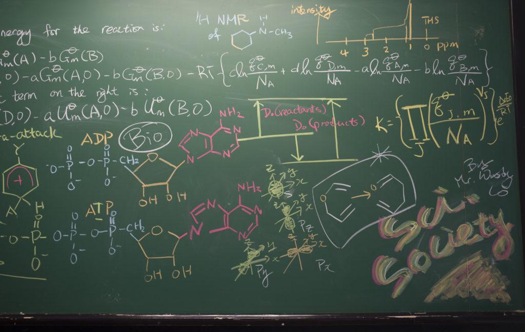學校的學會文理並重,科學學會(Science Society)也是很多學生喜愛的學會。