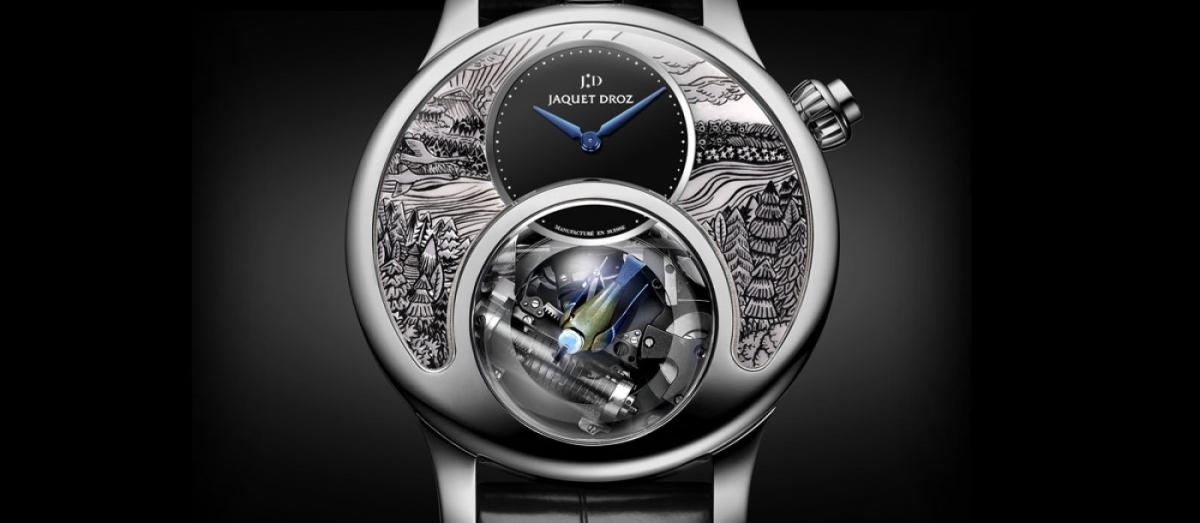 Charming Bird腕錶