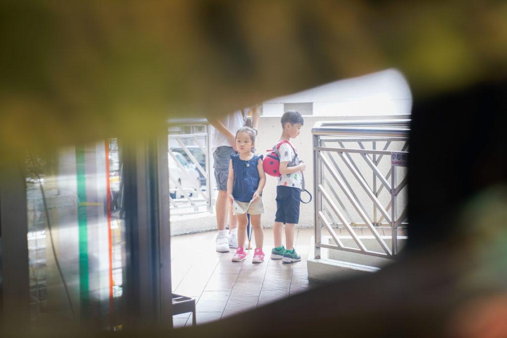 九龍塘名校林立,家長望子成龍,紛紛替子女報讀補習班,近年建新中心也變成了補習社集中營。