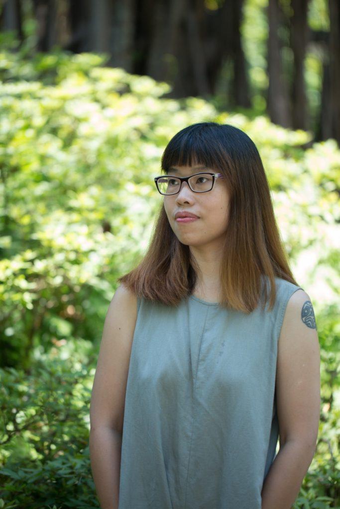繼《尋牠》後,葉曉文正在寫新作,尋覓不再,卻是一部自然小說。
