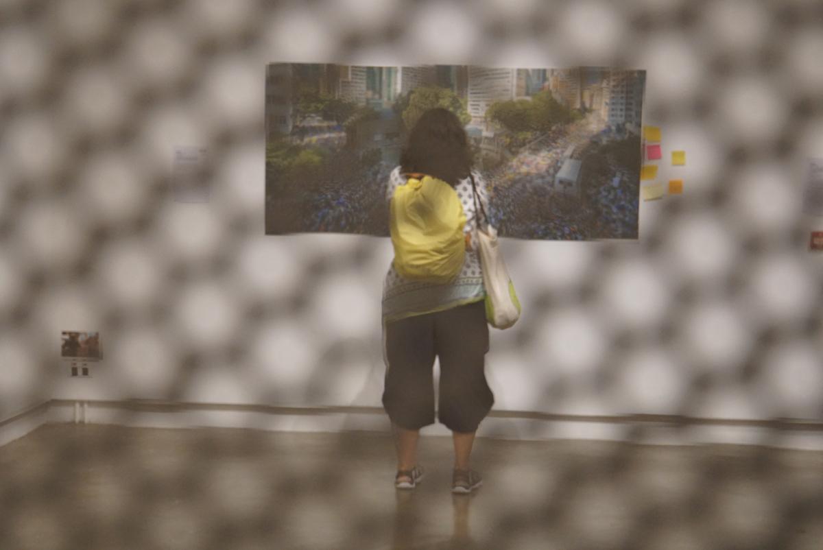 七十九日的雨傘運動,已經是歷史的一部分。慧沁的將來,又會是怎樣?