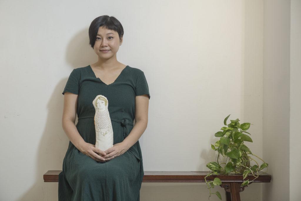 Gigi2017 年經 Pinkoi 推薦參加台灣文博會,自此對經營品牌有了新想法。