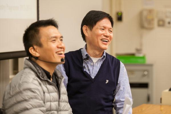 集團成立的「TSL│謝瑞麟 基金」與港大現代語言及文化學院合辦課程,謝瑞麟先生親身分享其創業歷程。