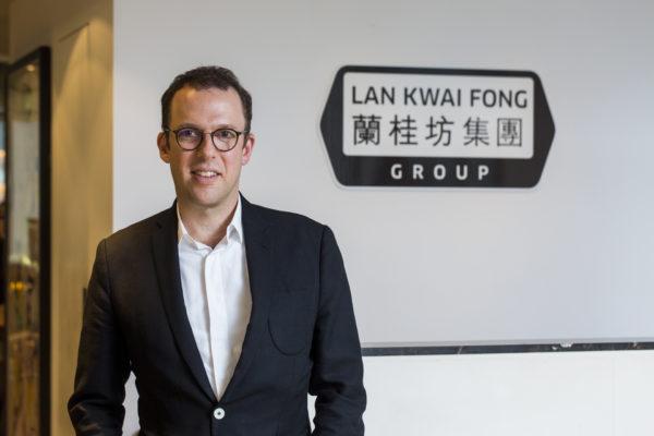 蘭桂坊集團行政總裁兼董事Johnathan Zeman(盛凱)表示地產開發投資、成立數碼娛樂平台及創新科技發展,是集團目前及未來業務發展的三大重點。
