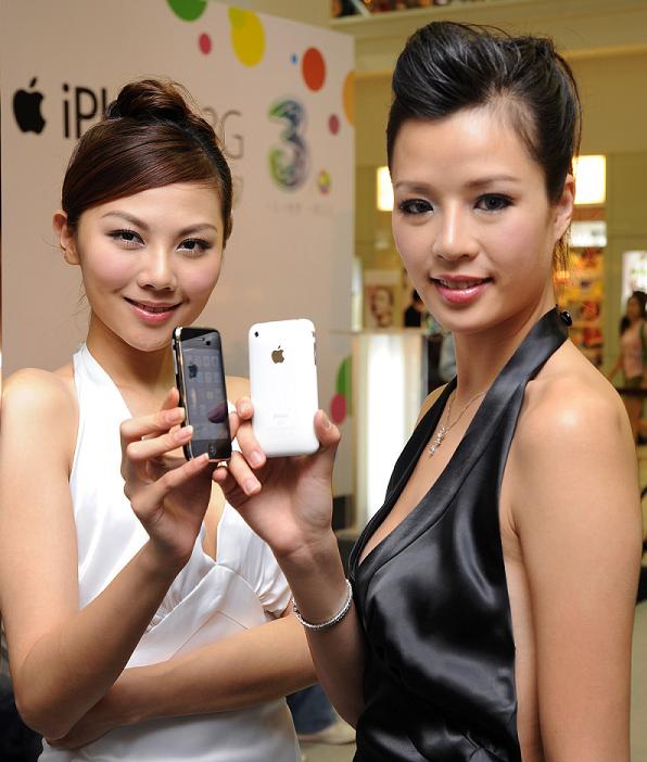 於大中華區率先推出iPhone 3G,掀起智能手機熱潮。