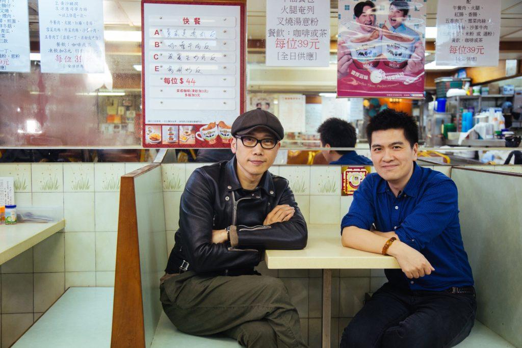 討論所謂的「本土電影」,我們邀請兩位導演到地道茶餐廳對談。