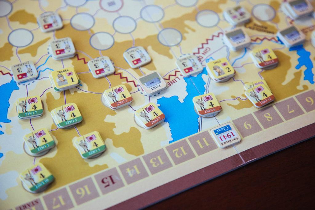 日軍在實力和資源上雖佔盡優勢,但只要英軍策略得宜,仍能壓制日軍攻勢。
