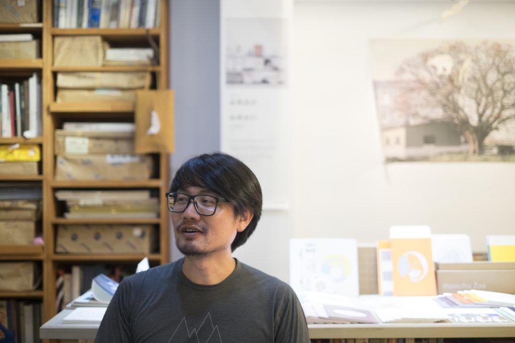 王慶富是2014年DFA最具影響力設計獎的得主,現正經營品墨良行。