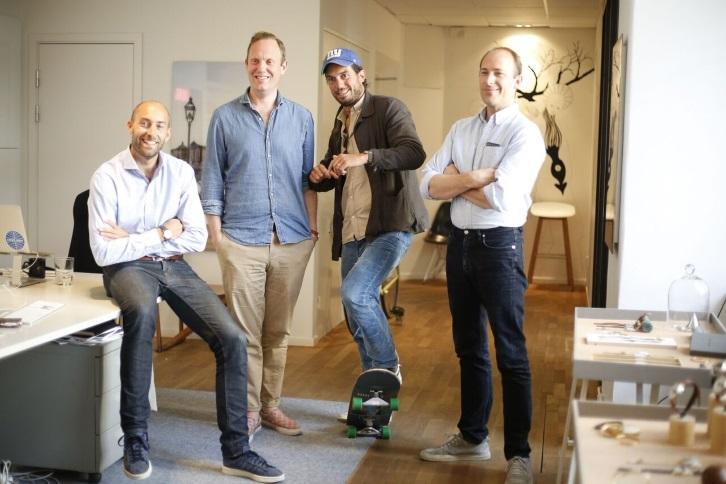 品牌創立共11年,由四位斯德哥爾摩的朋友創立。訪問間,他們笑言,一般人做生意後很難維繫友情,慶幸大家還是朋友。