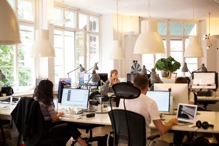 TRIWA位於瑞典斯德哥爾摩市中心的辦公室及Design Lab,內駐有30人的團隊。