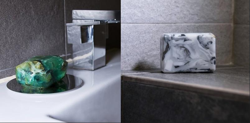 由幾位大男孩聯手經營的台灣品牌「宇宙制皂」,無論外型包裝還是選材亦是別出心裁。