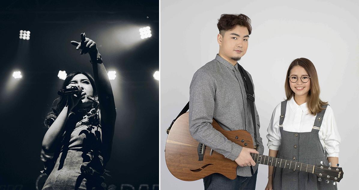 這次市集不止賣物,還首次舉辦LIVE GIG,表演嘉賓包括Serrini、小塵埃、陳蕾、新晉創作歌手黃妍、獨立樂隊 MUKZI & THE ISLAND 和手碟演奏家 Chor Lai。