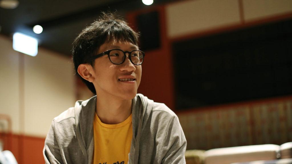 王瀚樑 ( Victor) 職工盟香港亞洲家務工工會聯會組織幹事。