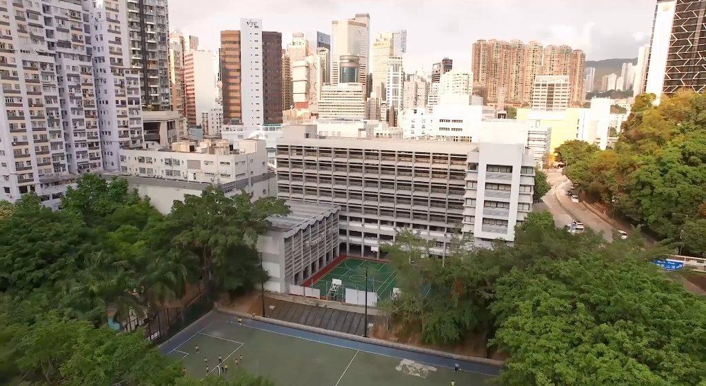 位於活道的校舍於1968年建成的,至今已五十年歷史。