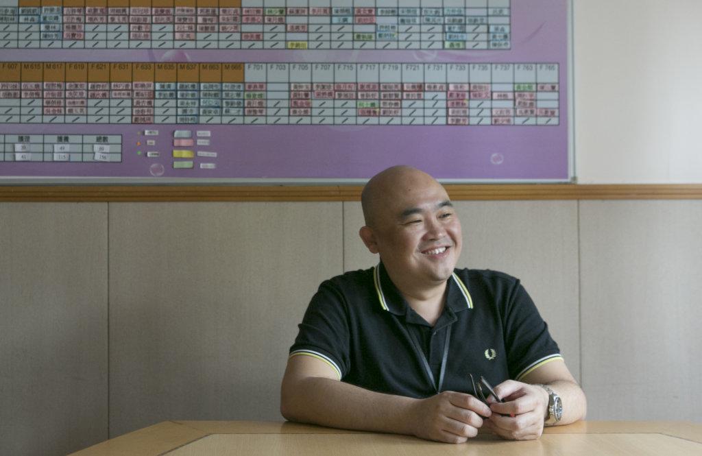 保良局樂安居營運經理李浩淇說,「用心」是最大的教化。