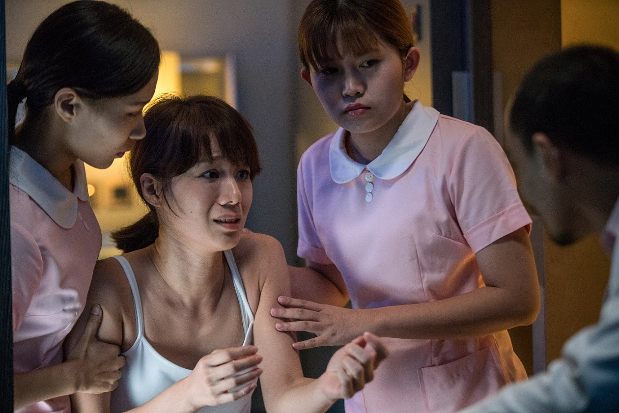 《睏眠》是馬來西亞華僑導演廖克發作品。將戲名的「目」拿走,就是「困民」。主角欲透過睡眠治療刪除記憶,卻令自我身份錯亂。