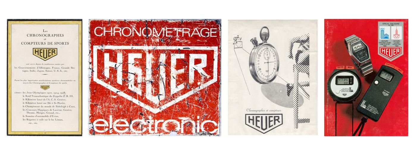 Tag Heuer在運動計時方面有悠久歷史,前身Heuer在1916年推出可量度至1/100秒的Mikrograph和Microsplit,成為全球首批具此精準度的計時器。