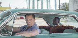 "Viggo Mortensen stars as ""Tony Lip"" and Mahershala Ali as ""Don Shirley"" in GREEN BOOK."
