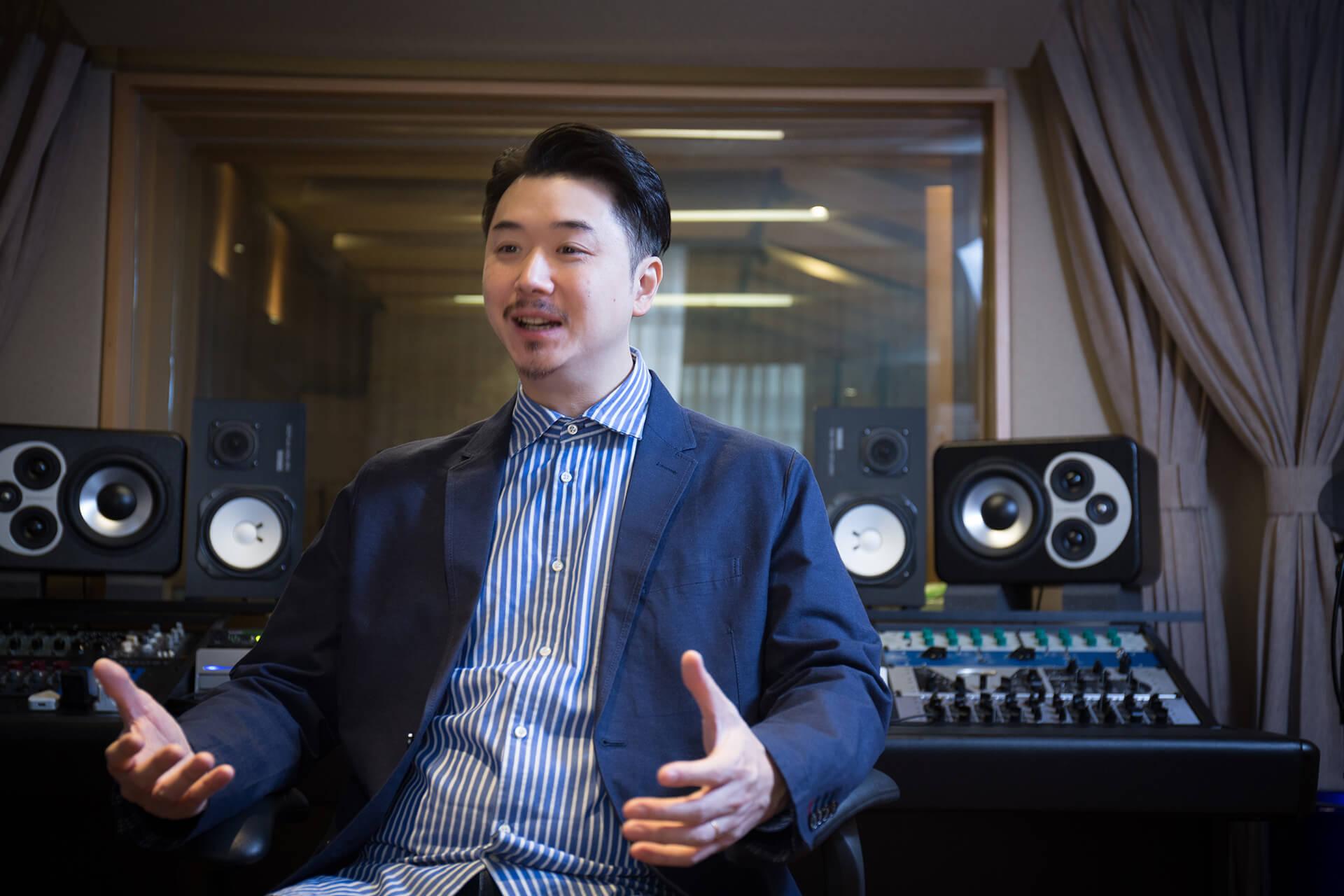 陳浩然(Edward Chan)是《潘迪華音樂旅情演唱會》的音樂總監