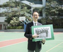 梁錦松由原本未能原校升學的會考成績,經兩年在校寄宿苦讀,最後高考獲取3A1C的佳績。