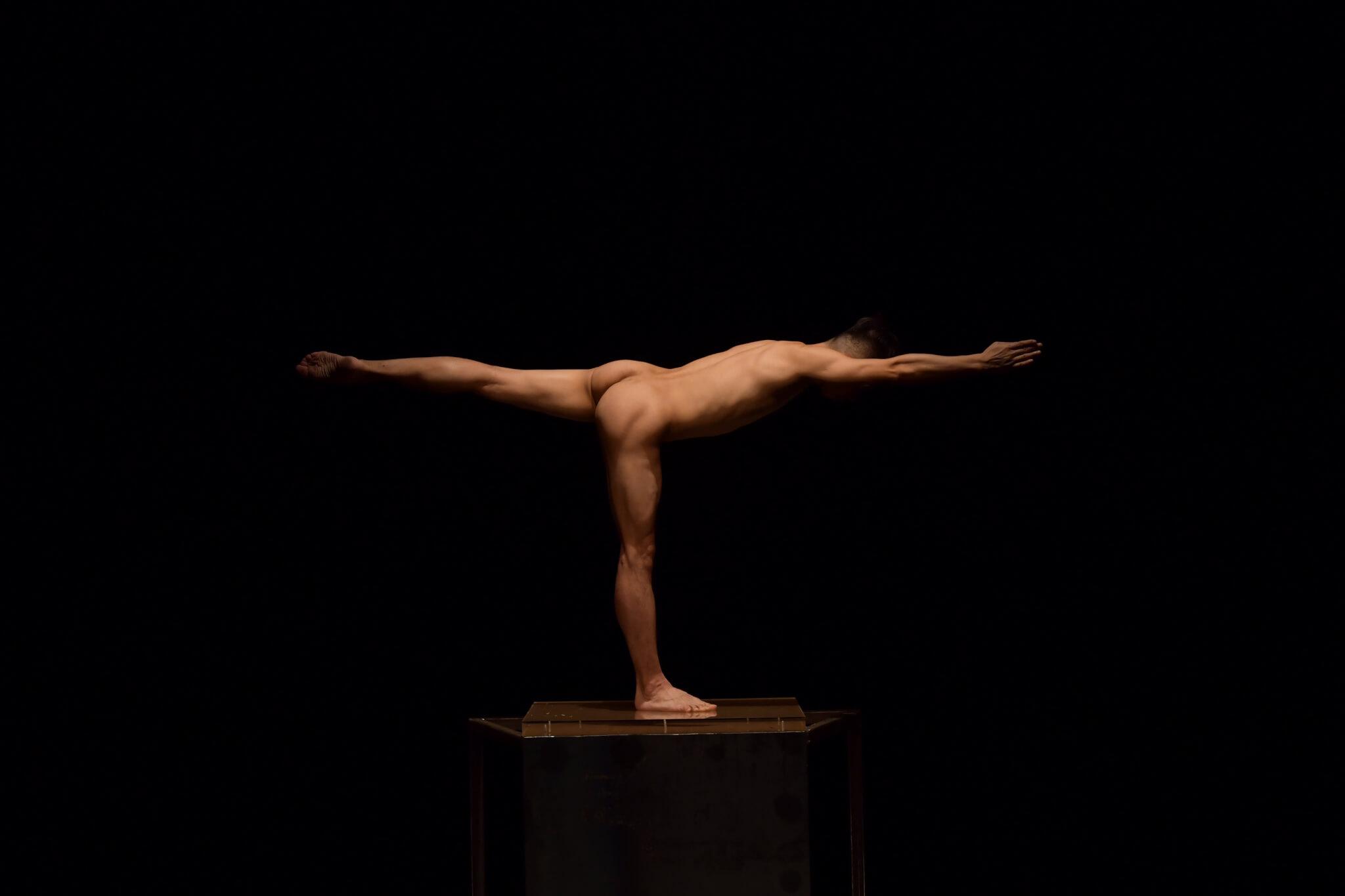 陳凱的作品《尺度線》