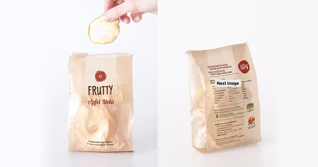微生物纖維素包裝適合放置如麵粉、砂糖及麵條等乾糧。