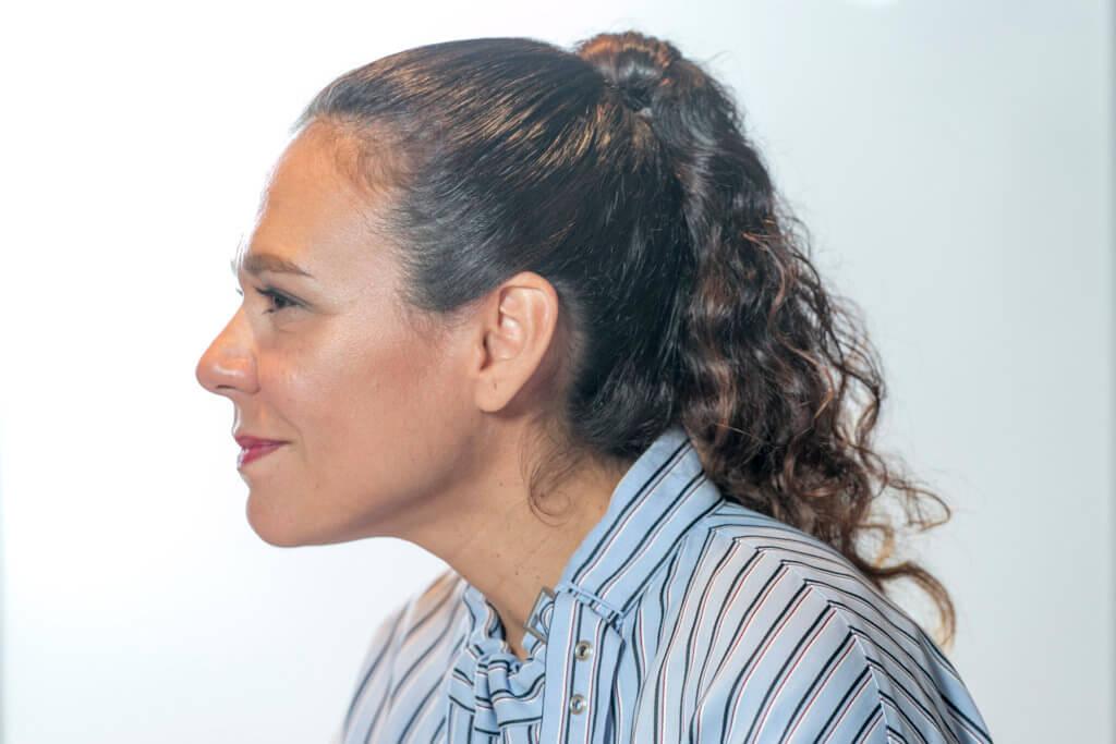 Nike全球目的通訊副總裁Vanessa Garcia Brito