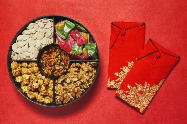 Nan Fung Place 的環保利市封與健康賀年小食,為農曆新年重塑時尚的綠色新形象。