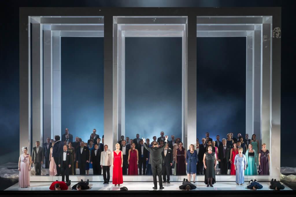 Oper Leipzig今次把Tannhäuser的完整演出帶到香港
