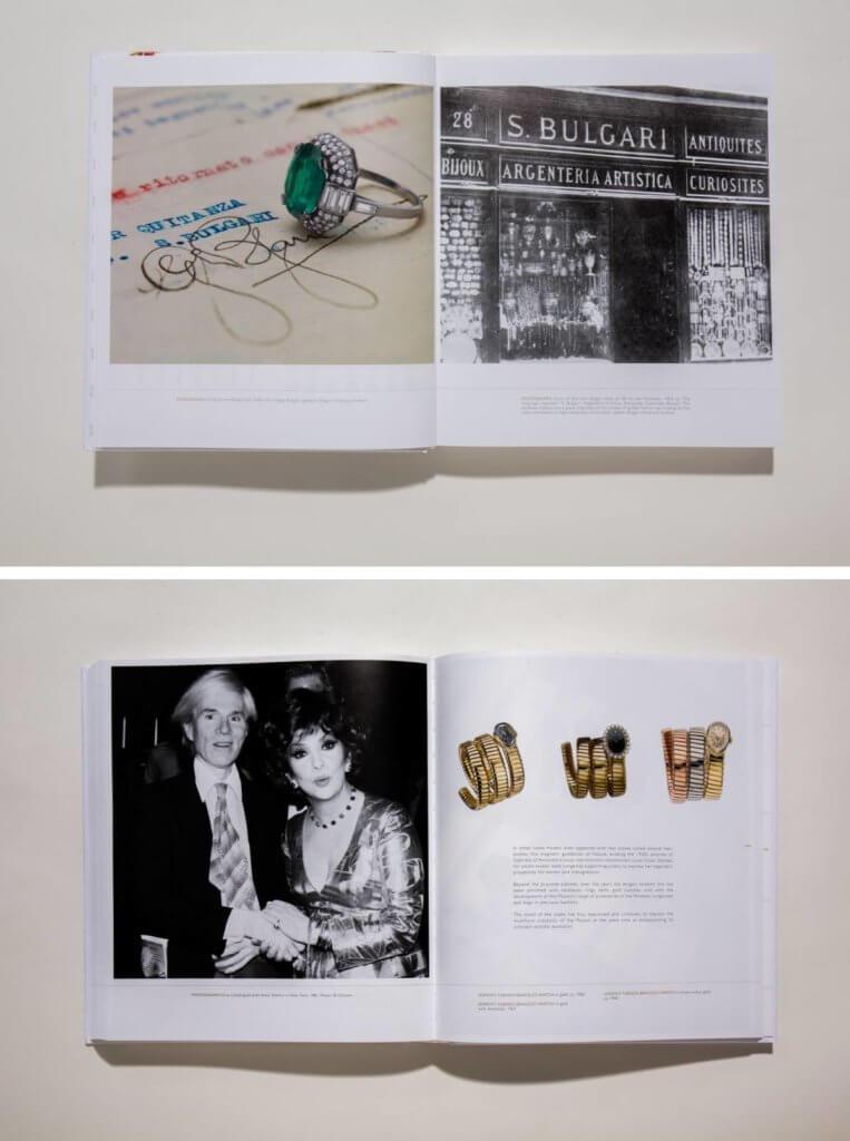 Andy Warhol生前不止一次在公開場合表達對BVLGARI的仰慕,他接受《Interview》雜誌訪問時對Nicola Bulgari說:「我認為您的珠寶是八十年代的。」