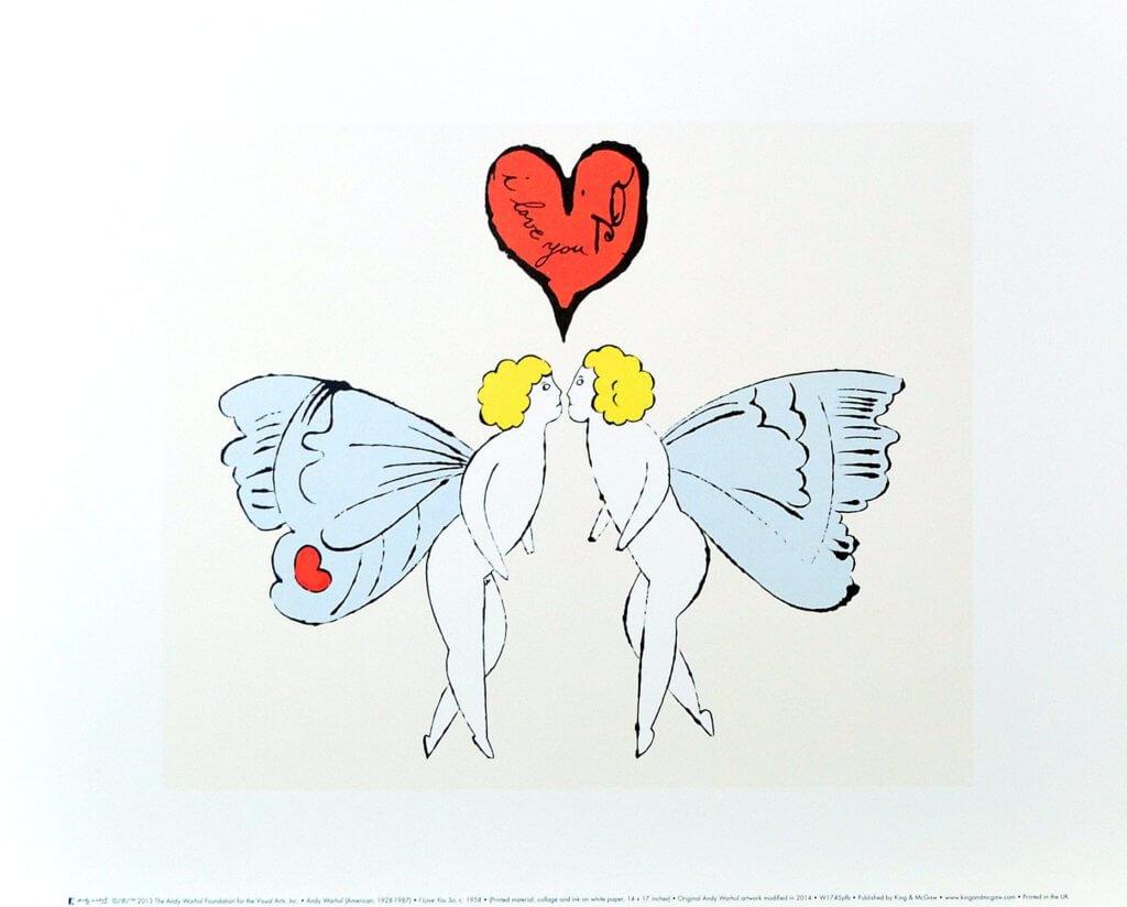 warhol-andy-i-love-you-so-c-1958-angel-original
