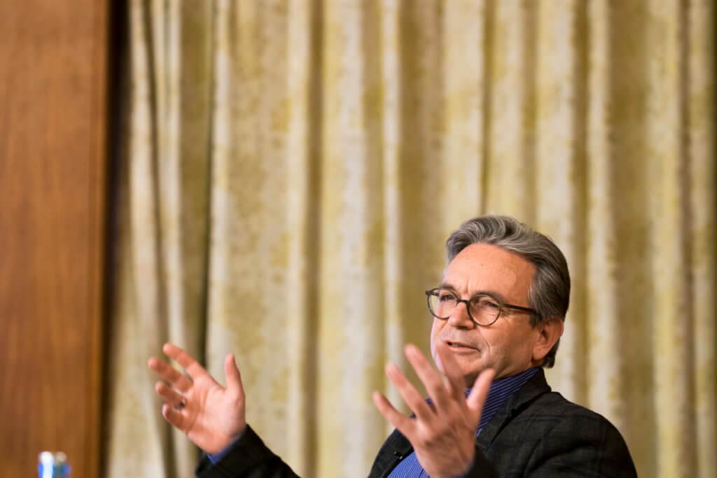萊比錫歌劇院現任總監Ulf Schirmer教授
