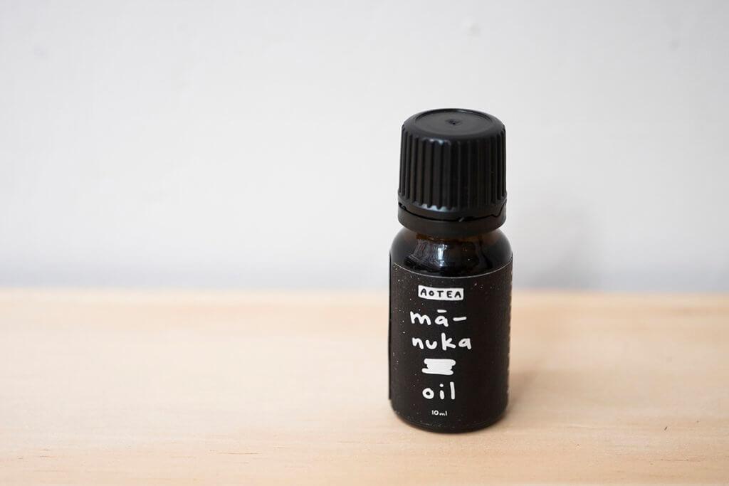 紐西蘭品牌「Aotea」麥蘆卡精油,清潔效果比茶樹高30倍。