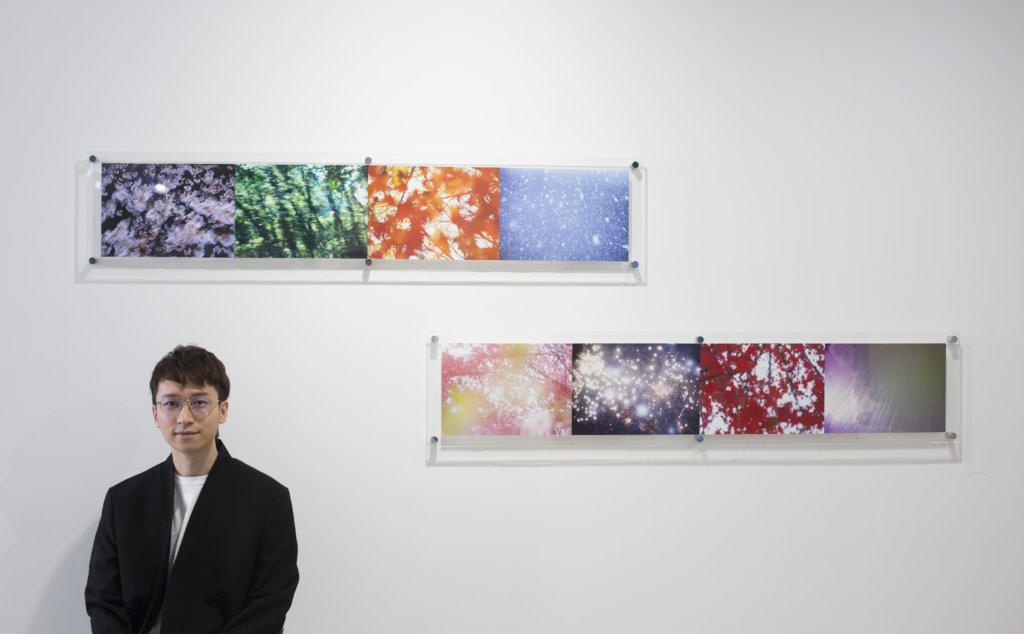 Keith最近在藝穗會在港首個攝影展。